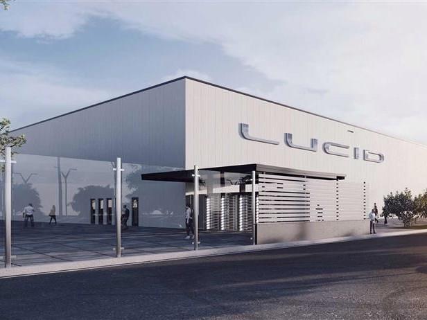 Lucid Air : la berline électrique sino-américaine sera produite aux USA