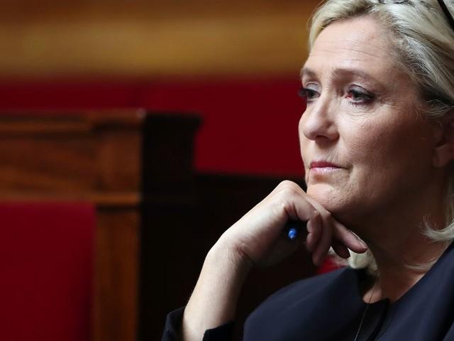 Marine Le Pen estime qu'Édouard Philippe vient de lui donner raison