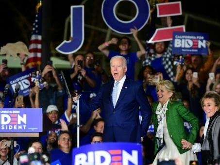 """""""Come-back kid"""": le retour de Joe Biden"""