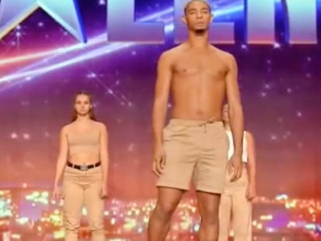 """""""La France a un incroyable talent"""": Cette danse en mémoire de George Floyd a fait lever la salle"""