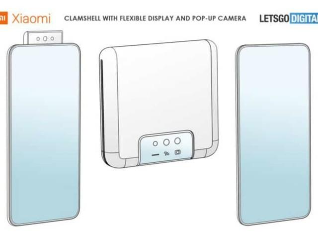 Xiaomi : un smartphone pliable dans le style du Razr en préparation ?