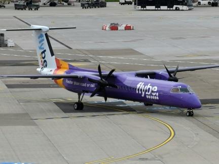 Flybe: accord de sauvetage entre le gouvernement britannique et les propriétaires