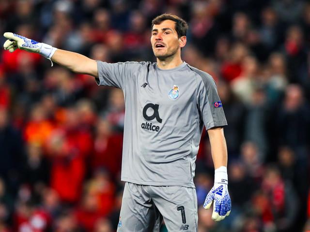 Un nouveau défi loin des terrains pour Casillas