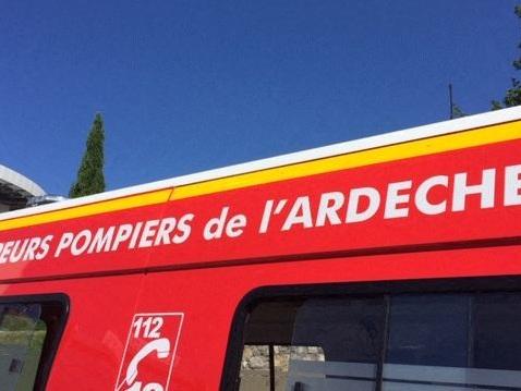 Un accident mortel à Tournon