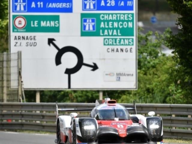 Formule E: Buemi doit voir double à l'ePrix de Berlin