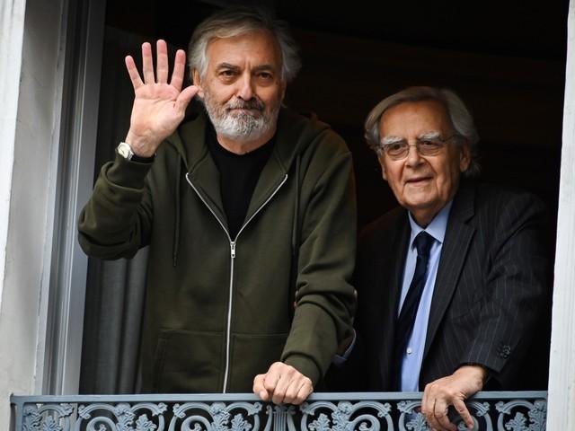 Bernard Pivot tourne la page de l'Académie Goncourt