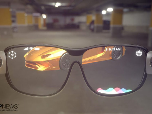 Apple Glass : Sony fabriquerait les écrans pour l'affichage AR