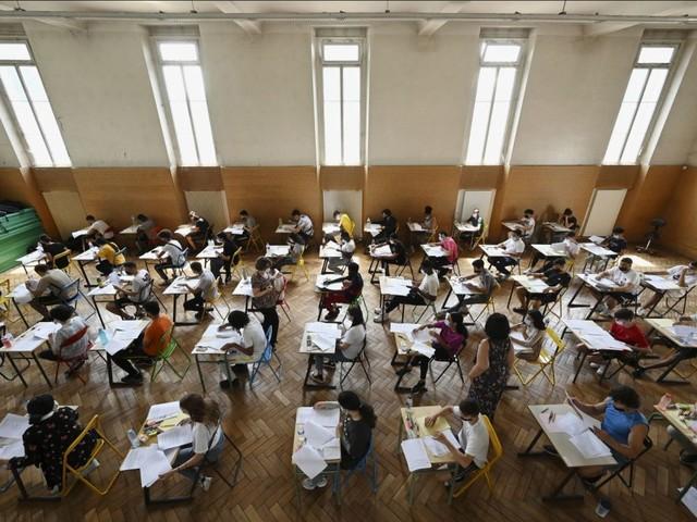 Éducation: explosion du nombre de saisines liées aux examens
