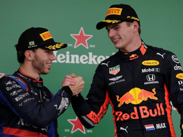 Honda restera en F1 en 2021 avec Red Bull et Toro Rosso