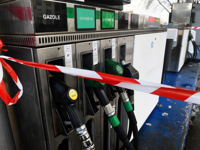 CARTE - Pénurie d'essence : dans quelles stations services trouver du carburant ?