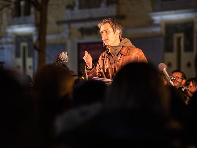 """Interview : François Rufin à Dijon pour présenter """"J'veux du soleil"""", son film sur les gilets jaunes"""