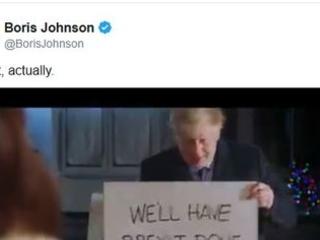 Love Actually s'invite encore dans la campagne électorale anglaise