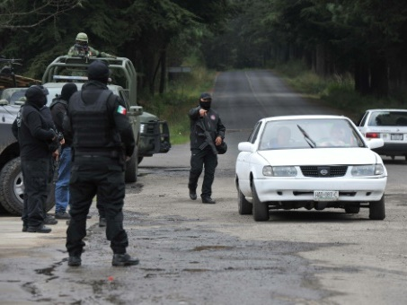 Le kidnapping, une plaie mexicaine