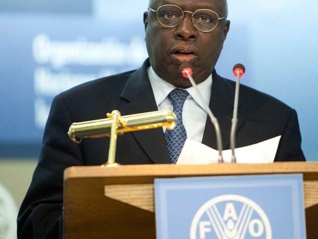 Disparition du Sénégalais Jacques Diouf, directeur général de la FAO pendant 18ans
