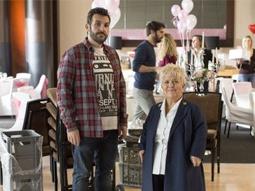 #JoséphineAngeGardien - ''Trois campeurs et un mariage'', un inédit pour le 12 mars sur TF1