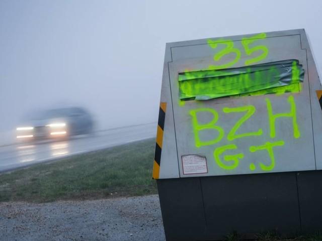 Radars dégradés : l'incroyable facture