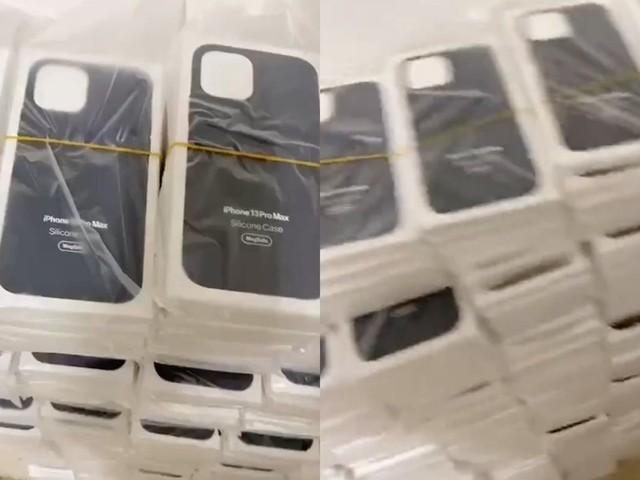 iPhone 13 Pro Max : un leak de coques en Silicone confirme le bloc photo redimensionné