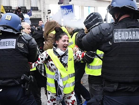 Pétition pour une enquête de l'Onu sur les violences policières contre les Gilets jaunes