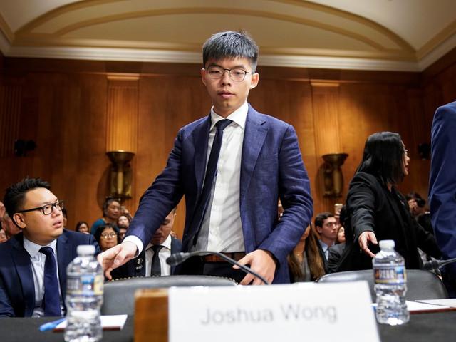 Hong Kong: des militants plaident leur cause devant le Congrès américain