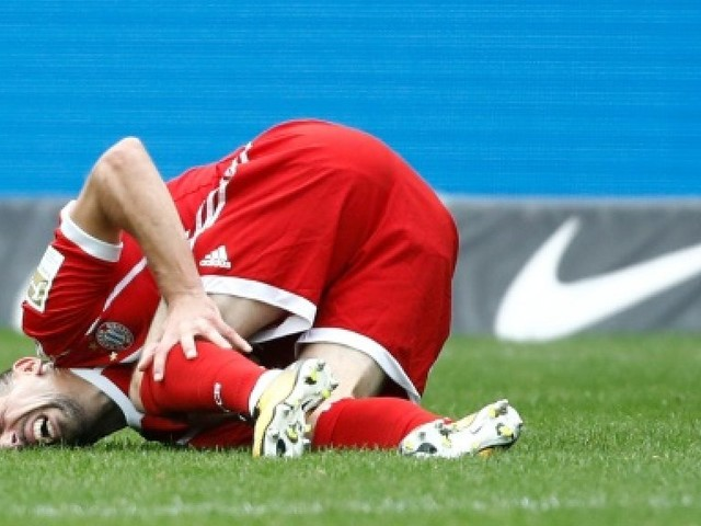 "Ribéry: ""Ne vous inquiétez pas, je vais revenir"""
