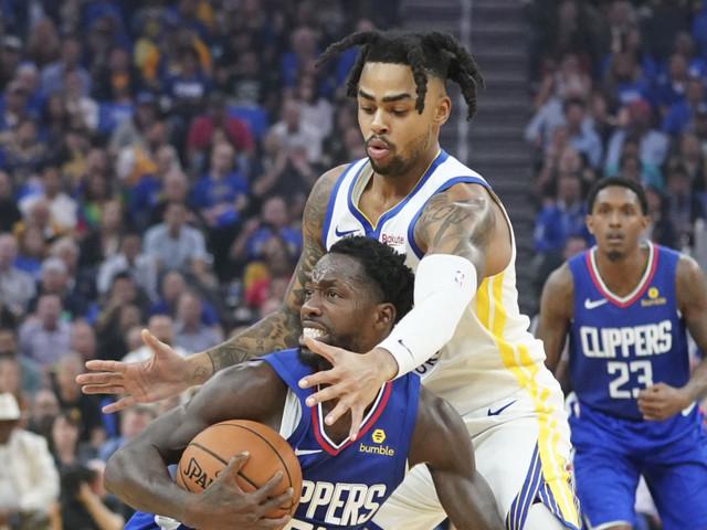 Les Clippers faciles chez les Warriors