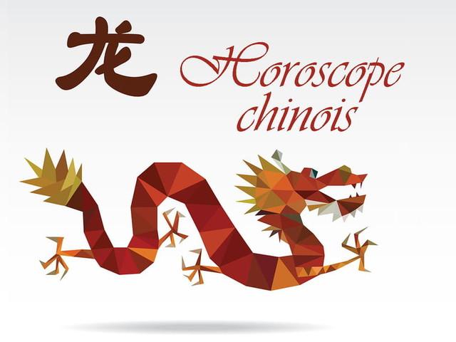 Horoscope chinois du samedi 14décembre 2019