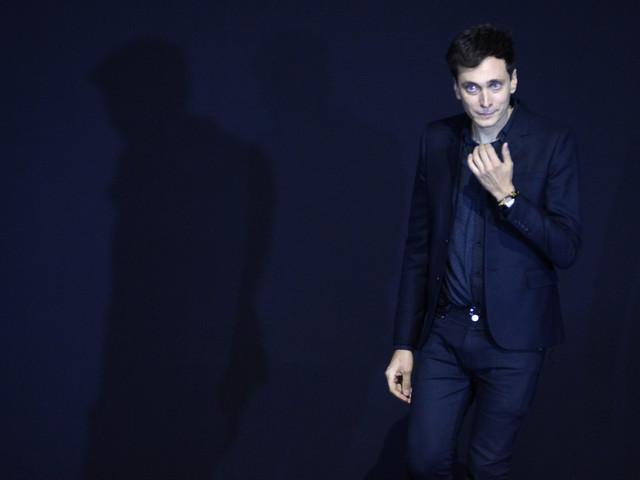 Mode : le styliste français Hedi Slimane nouveau directeur artistique de Céline