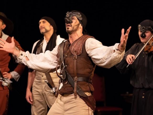 """L'interprétation de """"Cyrano"""" qui donne à revivre le mythe de Rostand"""