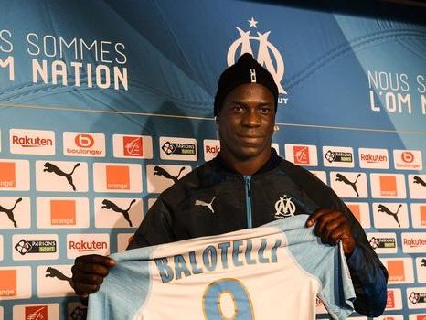 """Balotelli, un """"fada"""" comme Marseille les adore"""