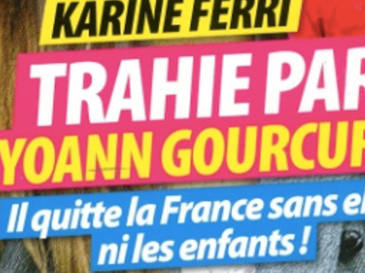 Karine Ferri, Yoann Gourcuff quitte la France, la raison (photo)