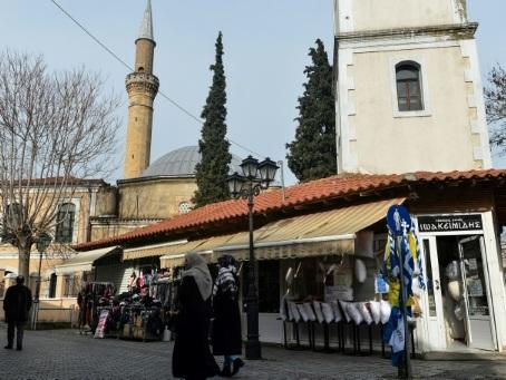 A Komotini, la minorité musulmane sert de baromètre des relations gréco-turques