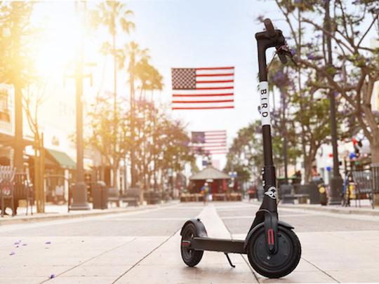 Trottinettes électriques : l'Américain Bird rachète son concurrent allemand Circ