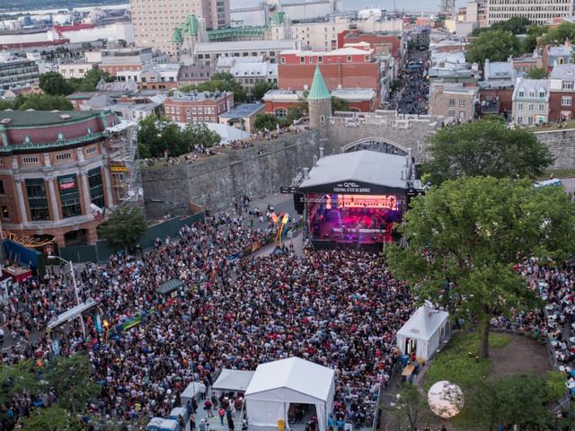 Festival d'Eté de Québec 2020