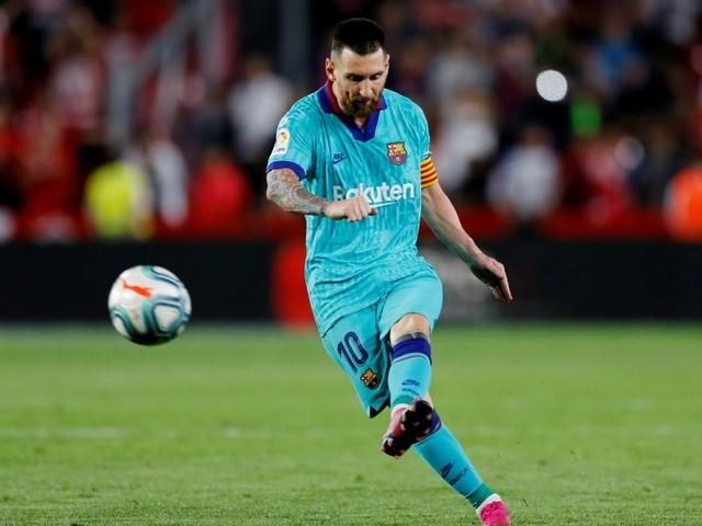 Barça: Messi et Dembélé sont dans le groupe