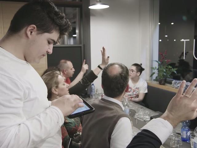 Une pizzeria gérée par des personnes autistes grâce à une app