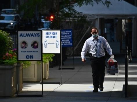 Wall Street monte à l'ouverture au lendemain d'un repli