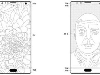 Samsung imagine une solution pour éviter l'entaille écran type iPhone X : une découpe par capteur