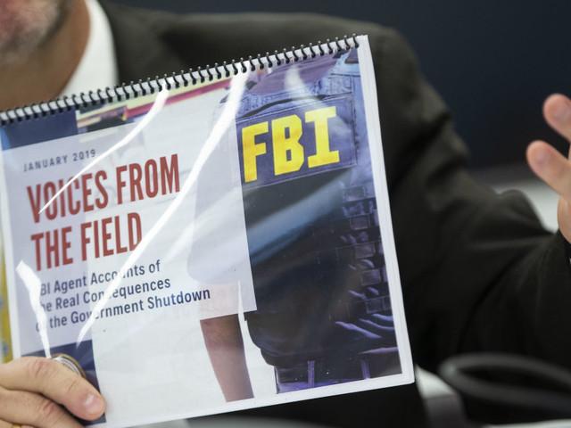 Avec le shutdown, le FBI ne peut plus financer ses opérations