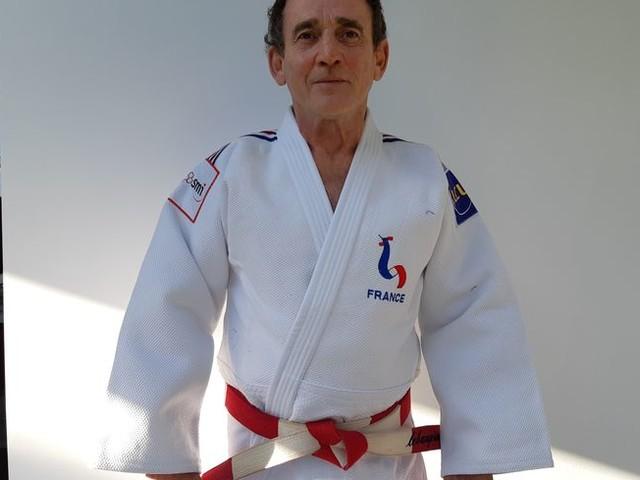 Indre-et-Loire : un tourangeau obtient son 8ème dan de judo, un fait rare en France
