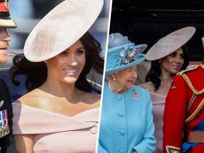 Meghan Markle, pourquoi a-t-elle été reléguée au second plan sur le balcon de Buckingham ?