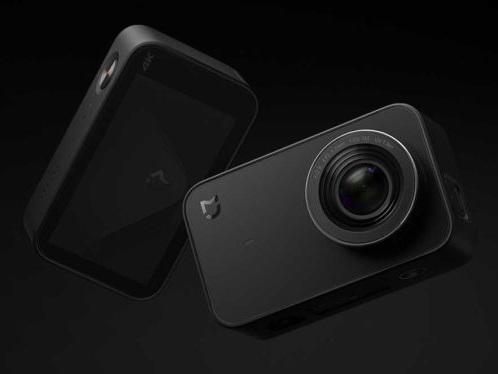 Xiaomi Mijia 4K, la nouvelle camera sport par Xiaomi