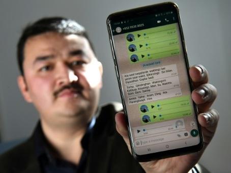 Les exilés ouïghours du monde entier craignent le bras long de l'Etat policier chinois