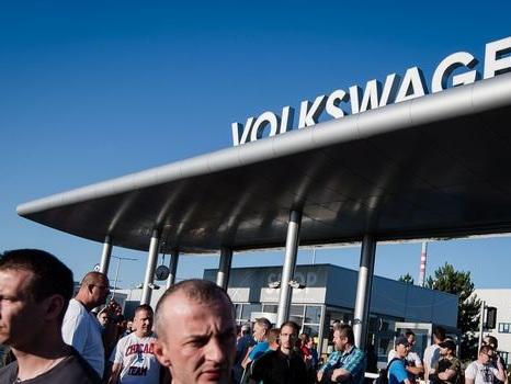 Fin de la première grève chez Volkswagen en Slovaquie
