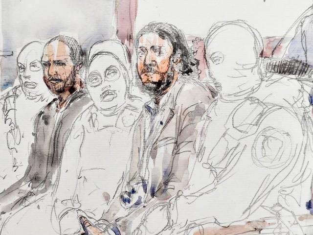 Attentats du 13 novembre: 14 suspects seront aussi jugés en Belgique