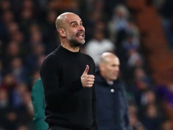 Foot - C1 - Ligue des champions : Pep Guardiolad devient l'entraîneur qui a le plus gagné en matches à élimination directe