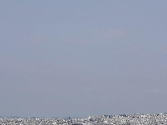Pollution à l'ozone : la circulation différenciée reconduite à Paris et mise en place à Lille lundi