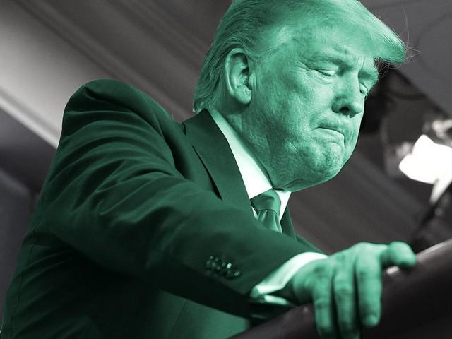 """Trump change de ton sur le coronavirus, le """"canular"""" est maintenant """"un fléau"""""""