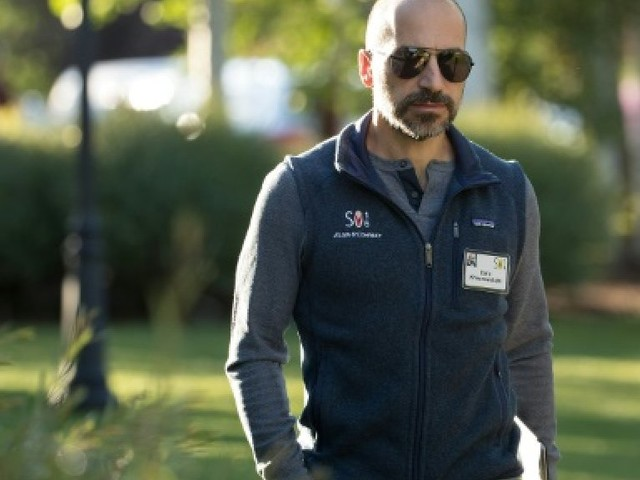 Le patron d'Uber à Londres mardi pour évoquer sa licence avec la mairie