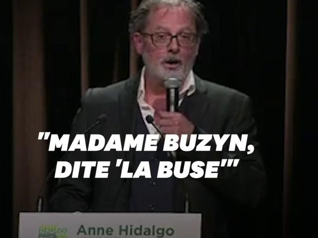 Au meeting d'Hidalgo, Alévêque n'a fait rire ni LREM ni EELV