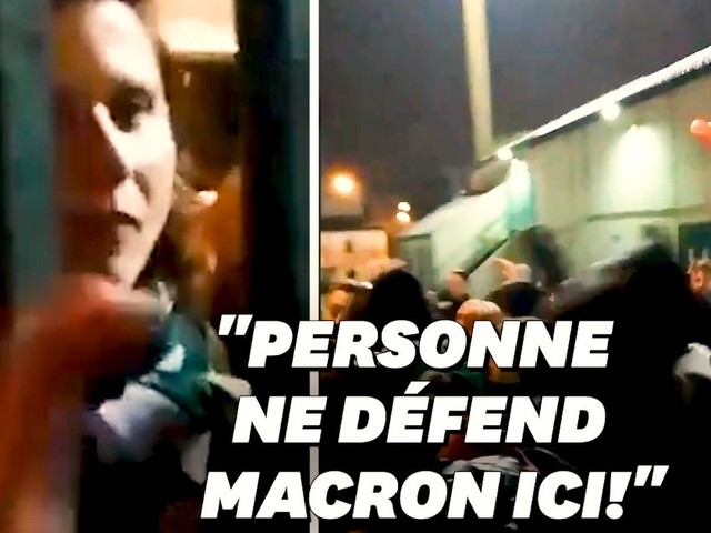Roxana Maracineanu exfiltrée du Red Star: les images de la violente altercation